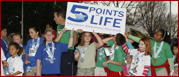 5 Points of Life